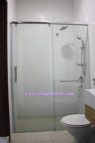 Shower Cubicles With Sliding Door शावर क्यूबिकल Aamphaa