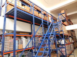 Two Tier Heavy Duty Rack