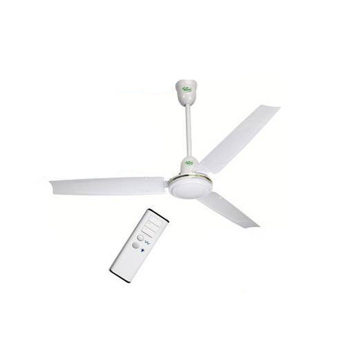 Solar Ceiling Fan With Remote