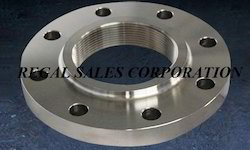 ANSI B 16.5 Class 150 lb - Threaded Flanges