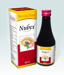 Herbal Brain Tonic - Nubex  Syrup