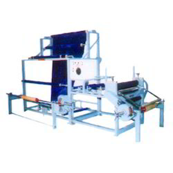 Plastic Roll to Roll sheet Folder