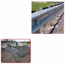 Guard Rail for Roads