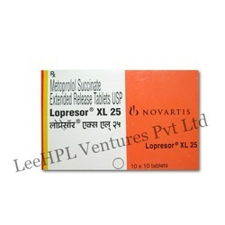 Metoprolol Succinate Tablets 25 Mg