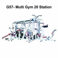 Multi Gym 20 Station