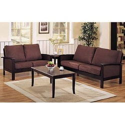 Incroyable Teak Sofa Set