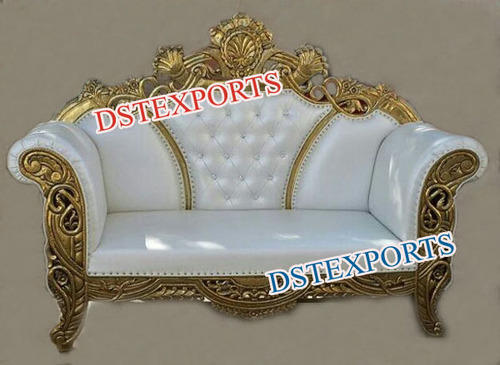 Asian Wedding Furniture Royal Wedding Carved Sofa Set