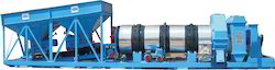 Mobile Asphalt Plant Machine