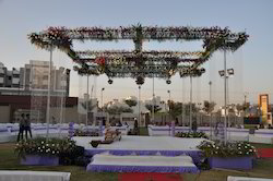 Mihir Engineering Stainless Steel Event Fountain