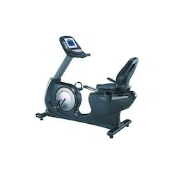 Motorized Commercial Recumbent Bike KH-2040