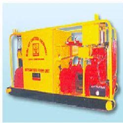 Skid Mounted Foam Unit   Vijay Fire Vehicles & Pumps Limited