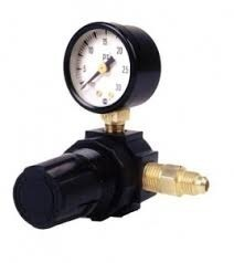 High Pressure Brass Single Stage Regulator (All Gases)