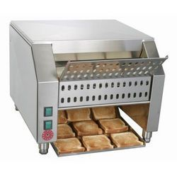 La Decor Stainless Steel Electric Toasters Conveyor Type