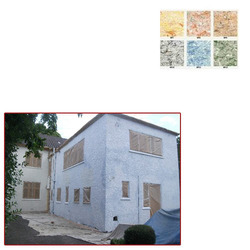 Spray Coat Texture Paints for Houses