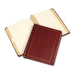Record Book Binding Services