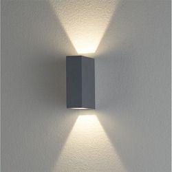 Interior & Exterior Lighting: Wall Light, Step Light, Ceiling & Down Lights