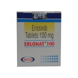Erlotinib Tablets 100 mg
