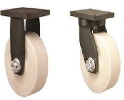 Extra Heavy Duty Nylon Wheel With Taper Roller Bearing