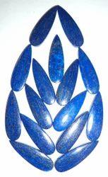 Lapis Lazuli Teardrop Cabochon Gemstone