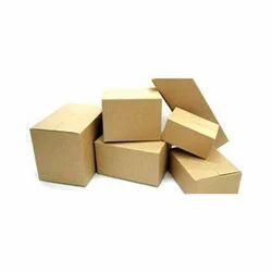 Plain Cardboard Carton Box