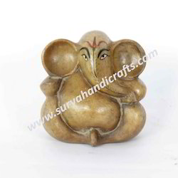 Marble Antique Ganesh