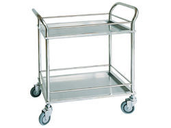 Stainless Steel Instruments Trolley