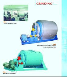 Jacketed Ball Mill