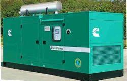 Diesel Fuel Generator Set