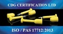 PAS ISO 17712 Certification for Container Seal