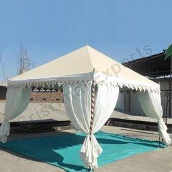 White Pergola Tent