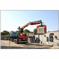 Brick Handling Crane