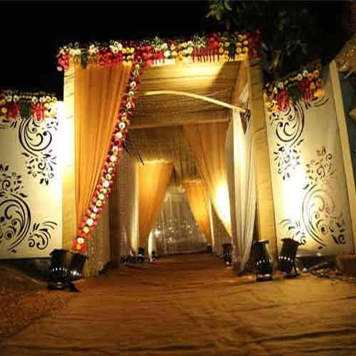 Wedding Decoration Services Wedding Decoration Aastha Caterers