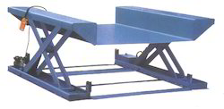Zero Height Scissor Lift