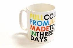 Mug Printing Services