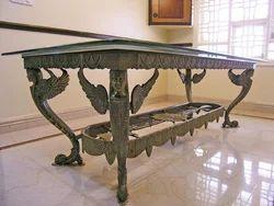 Brass Design Table