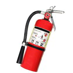 Fire Extinguisher on Rental Service