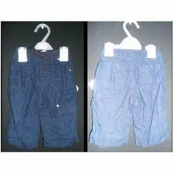 Denim Half Blue Trouser