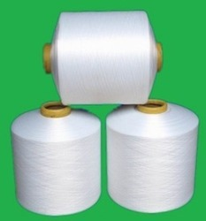 Raw White And Dyed Polyester DTY Yarn For Knitting And Weaving
