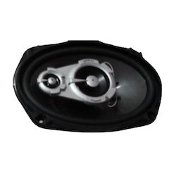 Black 725 W Bus Speaker, Size: 7x11 Inch