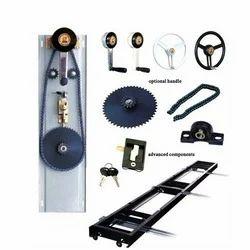Compactor Mechanism