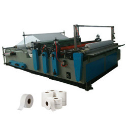 Automatic Toilet Paper Making Machine