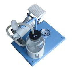 Pedal Suction Unit