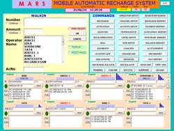 Mobile Recharging Software