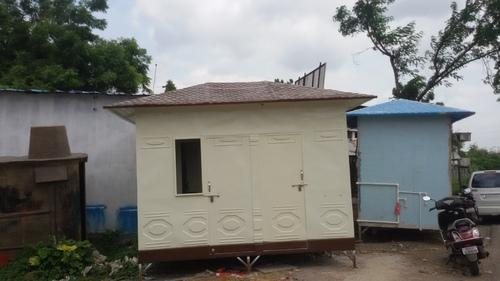 FRP Cabins - FRP Portable Toliet Cabin Manufacturer from Nagpur