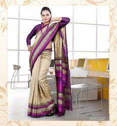 Stylish Cotton Ladies Saree