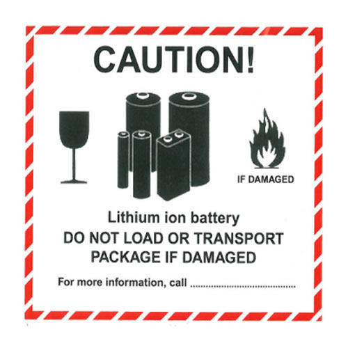 Lithium Battery Packaging Accessories Lithium Ion