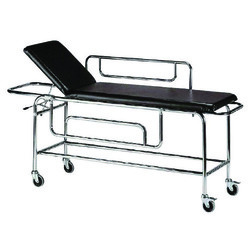 Stretcher Trolley Stainless Steel