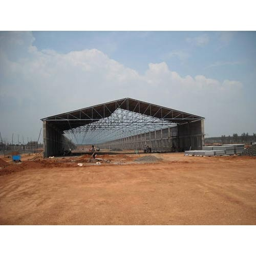 Fabrication Services Structural Roofing System