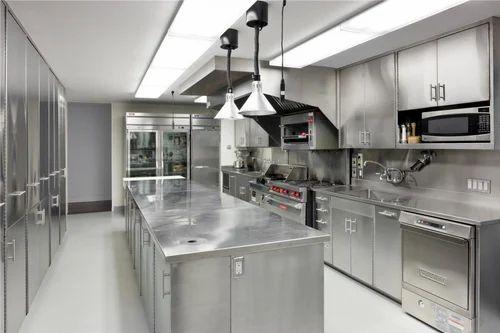 hospital canteen kitchen equipments कमर्शियल किचन