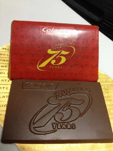 Customized Chocolate Bar